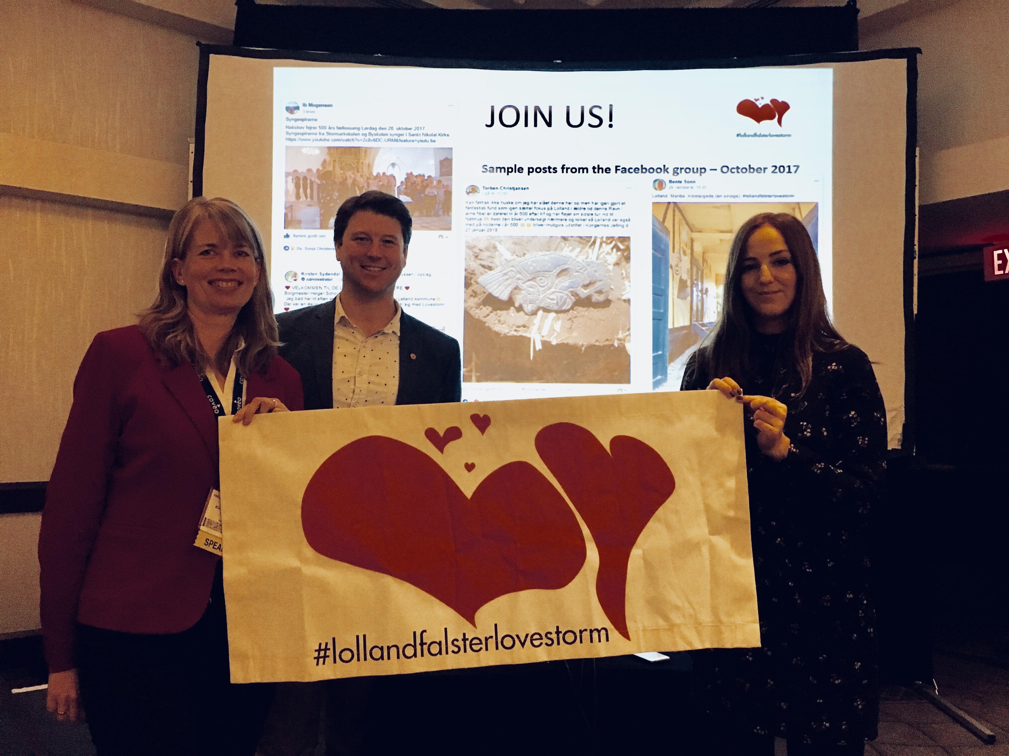 Sammen med SaveTheChildrenInternational fra London.JPG
